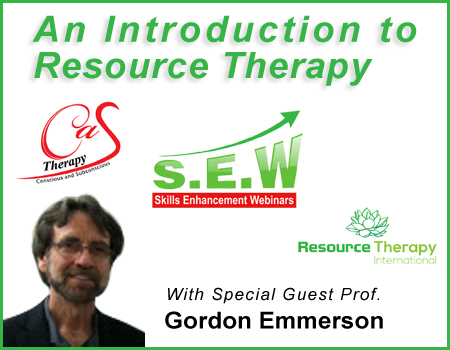 Resource Therapy Webinar